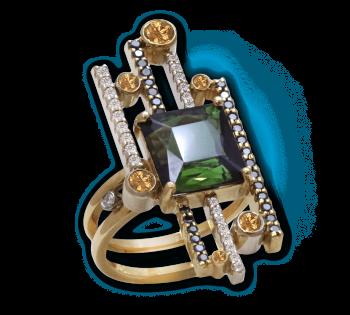 Формула Абсента (кольцо)