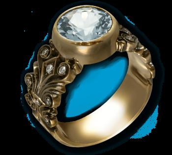 Фрейя (кольцо)
