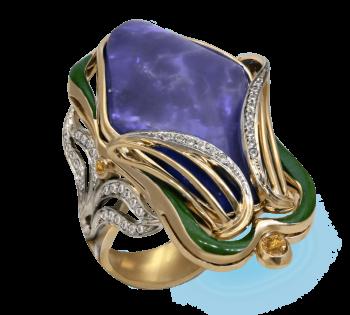 Кольцо Ирис