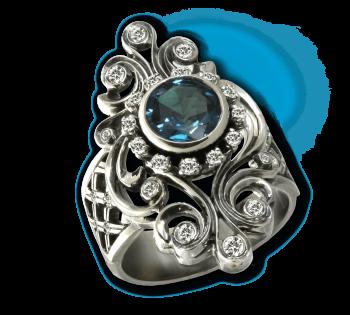 Петербургские Тайны (кольцо)